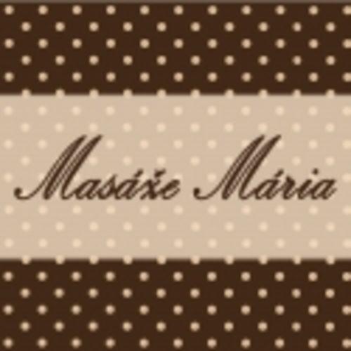 Masáže Mária