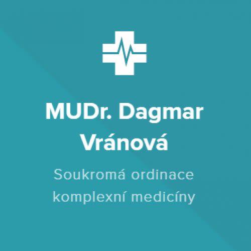 MUDr. Dagmar Vránová  - ve.da-therapy